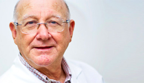 Dr Mixel Tenenbaum Oncologista do CON - Centro Oncológico de Niterói
