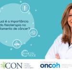 Qual é a importância da fisioterapia na oncologia?